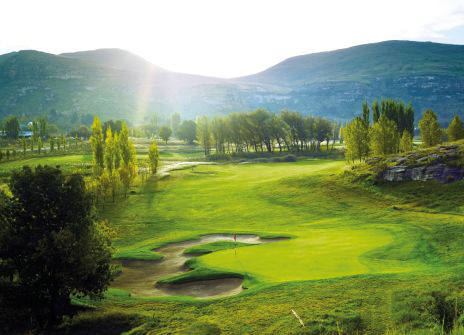 The Clarens Golf Course