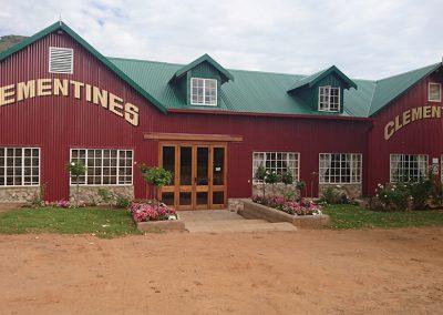 Clementines Restaurant