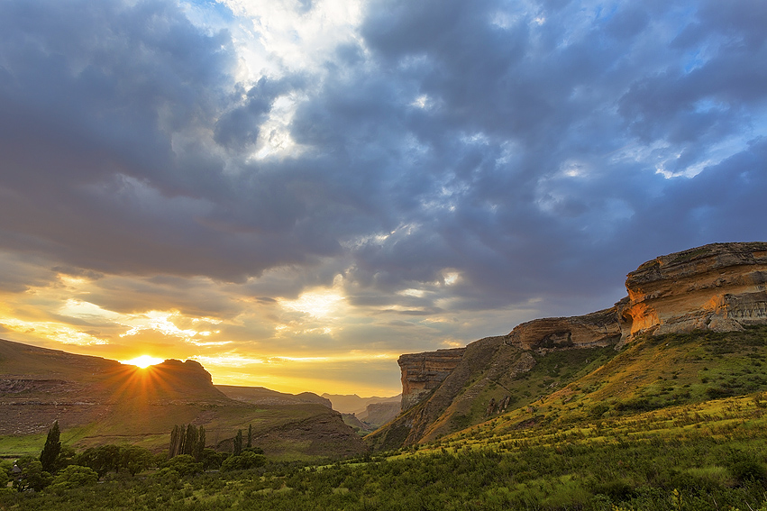 Golden Gate Activites | Clarens Country Stay