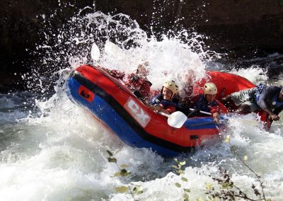 Clarens Extreme rafting