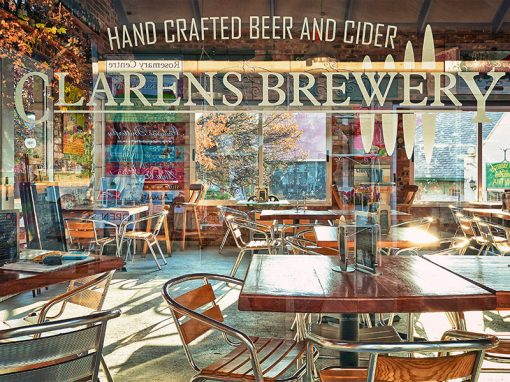 The Clarens Brewery